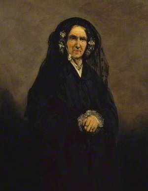 Mrs George Baird of Strichen