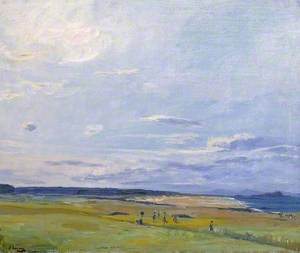 The Golf Course, North Berwick