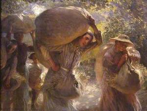 Gleaners Coming Home