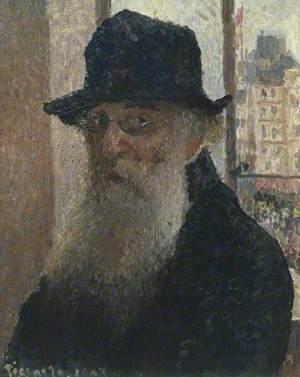 Self-Portrait (Portrait de Camille Pissarro par lui-même)