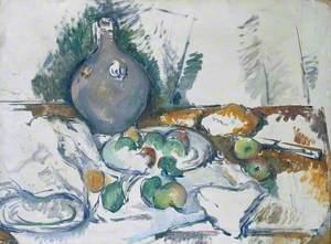 Still Life with Water Jug (Nature morte à la cruche)
