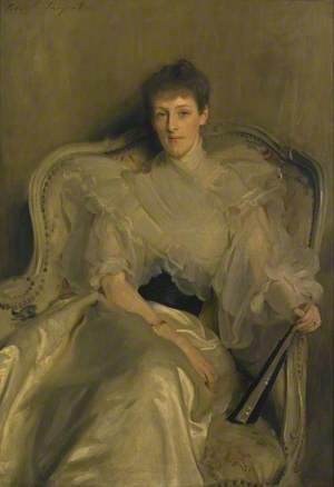 Jean, Wife of Colonel Ian Hamilton