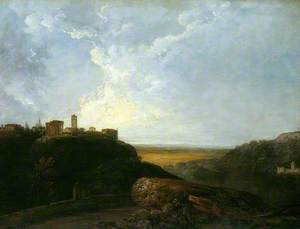 Tivoli and the Roman Campagna (after Wilson)