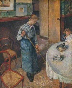 The Little Country Maid (La Petite Bonne de campagne)