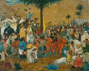 The Flight out of Egypt