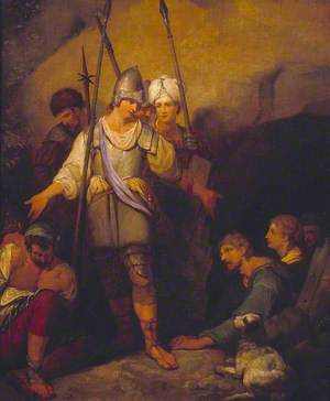 III. The Hero Rescues the Prisoners