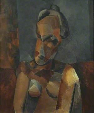 Bust of a Woman (Buste de femme)