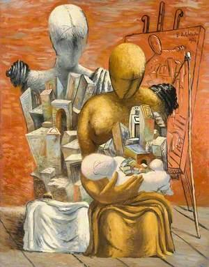 The Painter's Family (La Famille du peintre)