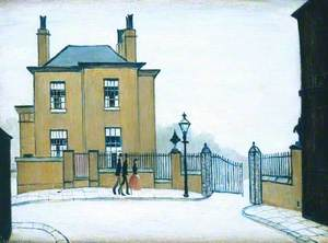 The Old House, Grove Street, Salford
