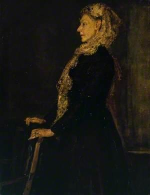 The Artist's Stepmother, Mrs Arthur Walker