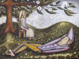 The Sleeping Fool