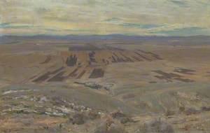 The Plains of Esdraelon