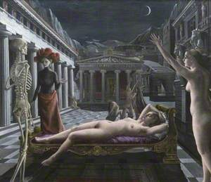 Sleeping Venus (La Vénus endormie)