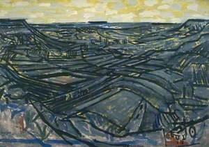 Grey Landscape, Le Boulvé