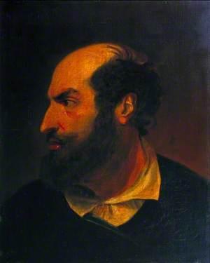 A Spanish Gentleman (after John Jackson's 'Shylock')
