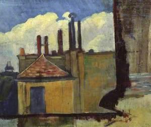 Roof Tops in Paris