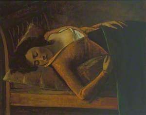 Sleeping Girl (Dormeuse)