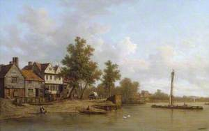 View on the Thames