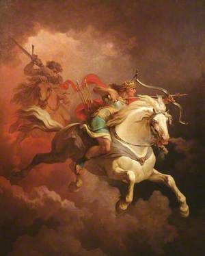 The Vision of the White Horse