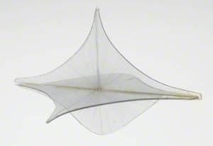 Model for 'Hanging Construction'