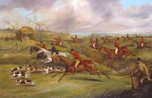 The Belvoir Hunt: Full Cry