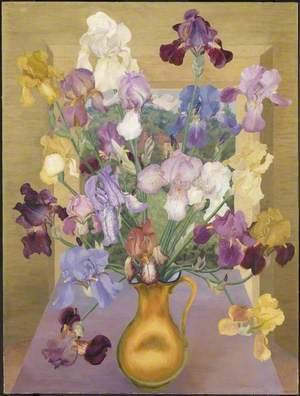 Iris Seedlings