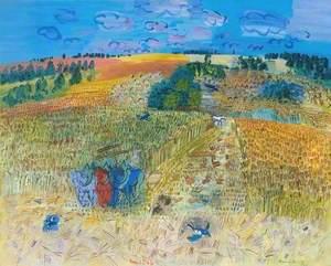 The Wheatfield (Le Champ de blé)