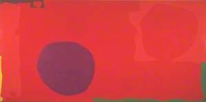 Cadmium with Violet, Scarlet, Emerald, Lemon and Venetian:1969
