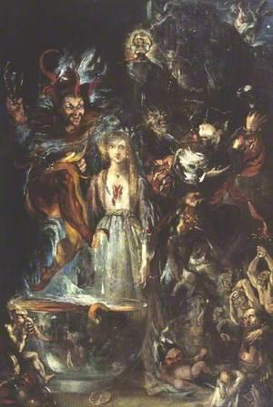 Fantasy Based on Goethe's 'Faust'
