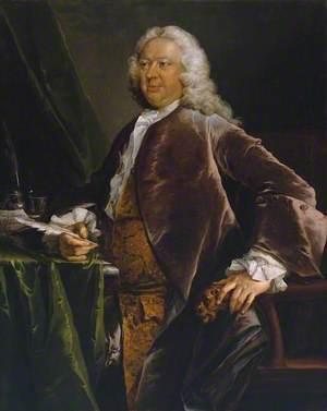Henry Crispe of the Custom House