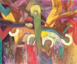 Christ's Cross and Adam's Tree