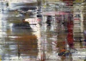 Abstract Painting (726) (Abstraktes Bild (726))