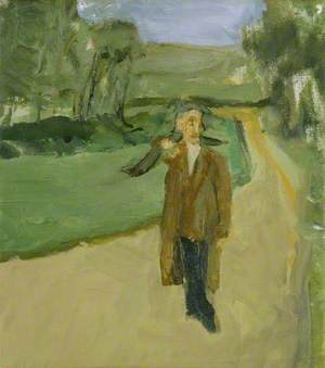 Study for a Man in a Landscape (Digswell)