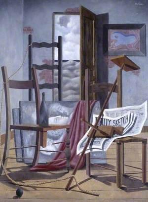 Composition 1933 (Interior)