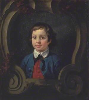 Portrait of George Osborne, Later John Ranby Jnr