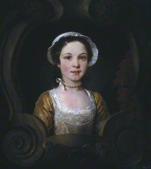Portrait of Hannah, Daughter of John Ranby Snr