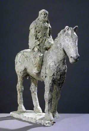 Horseman (Robed)