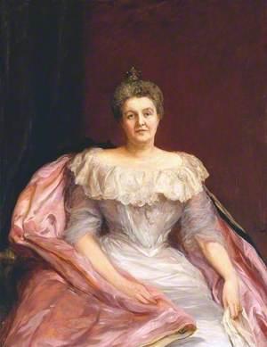 Portrait of Lady Tate