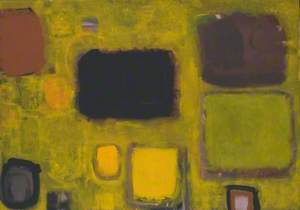 Yellow Painting: October 1958 May/June 1959