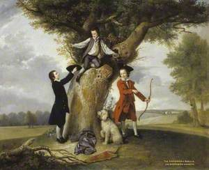 Three Sons of John, 3rd Earl of Bute