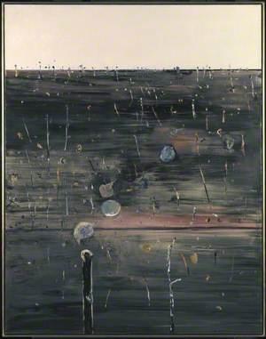 Burnt Landscape II (Bushfire Series)