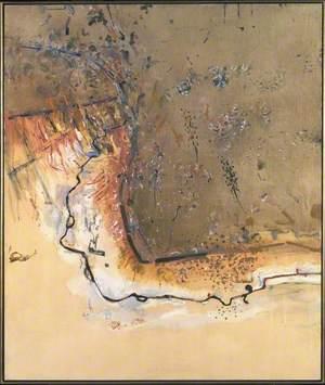 Dry Creek Bed, Werribee Gorge I