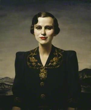 Portrait of Margaret, Duchess of Argyll