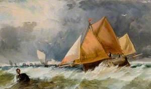 Fishing Boats, Brighton