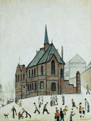 Old Chapel, Newcastle upon Tyne