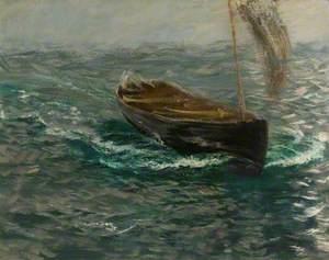 Study of a Sailing Dinghy