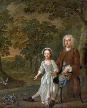 William Ellis (1707–1771), and His Daughter Elizabeth (1740–1795)
