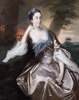 Mrs Lawrence Monck