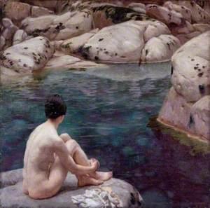 The Bathing Pool
