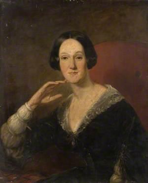 The Wife of John Hall Kent